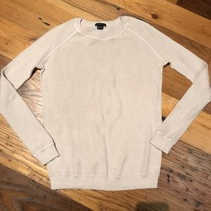 THEORY Cotton Cashmere Sweater